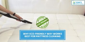 Eco-Friendly Mattress Cleaning